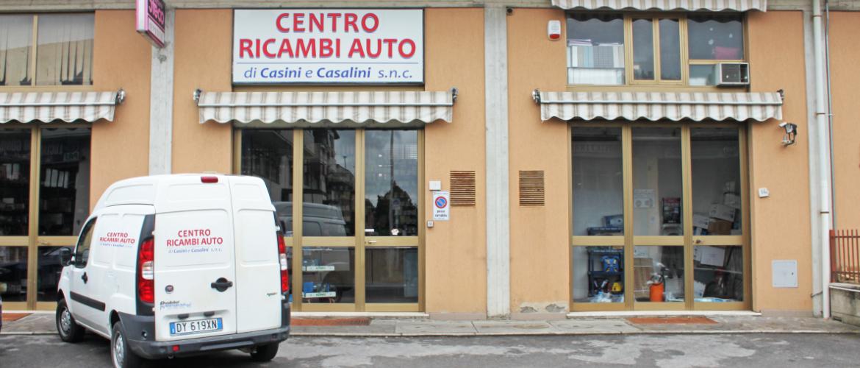 Centro Ricambi Auto - Arezzo